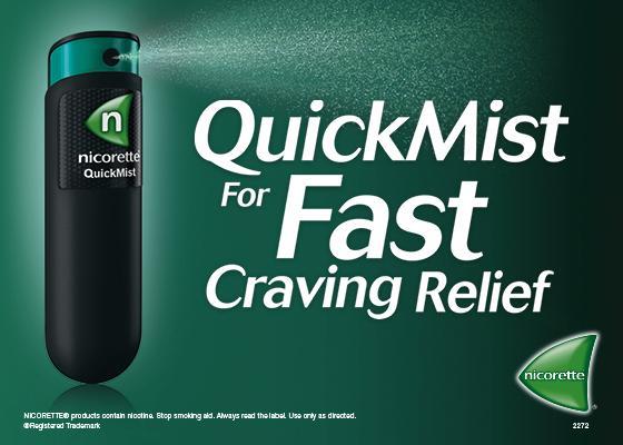 Nicorette Spray Quickmist